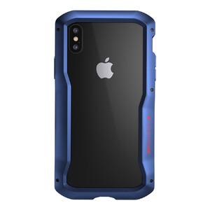Купить Противоударный чехол Element Case VAPOR-S Blue для iPhone XS Max