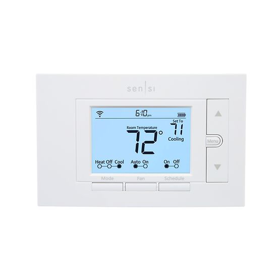 Умный термостат Emerson Sensi ST55 Wi-Fi Thermostat
