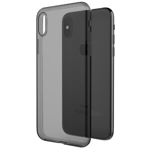 Купить Чехол X-Doria Gel Jacket Translucent Black для iPhone X
