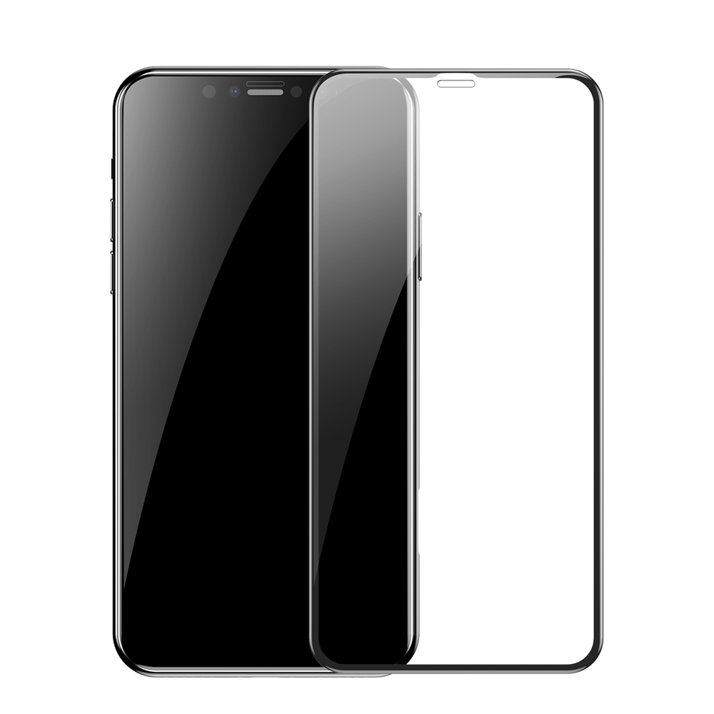 Купить Защитное стекло ESR 3D Full Coverage Tempered Glass Black Edge для iPhone 11 Pro | X | XS