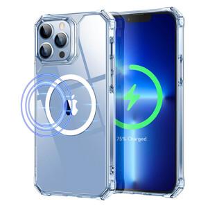Купить Прозрачный силиконовый чехол ESR Air Armor TPU Case Clear with HaloLock для iPhone 13 Pro Max