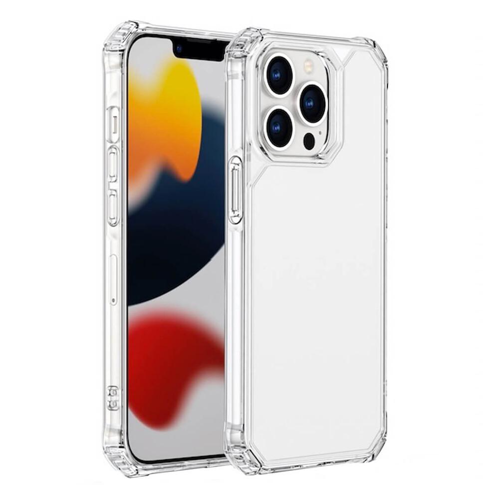Прозрачный силиконовый чехол ESR Air Armor TPU Case Clear для iPhone 13 Pro Max