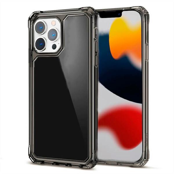 Черный силиконовый чехол ESR Air Armor TPU Case Black для iPhone 13 Pro Max