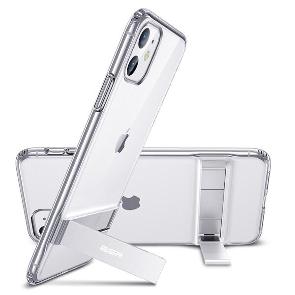 Силиконовый чехол ESR Air Shield Boost Clear для iPhone 11