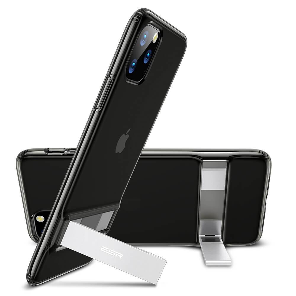 Силиконовый чехол ESR Air Shield Boost Clear Black для iPhone 11 Pro Max