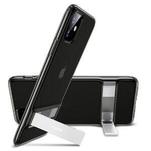 Купить Силиконовый чехол ESR Air Shield Boost Clear Black для iPhone 11