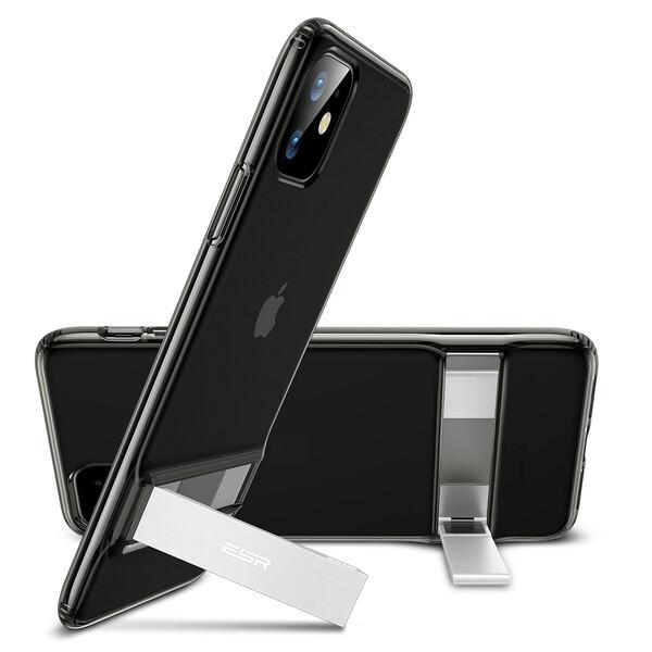 Силиконовый чехол ESR Air Shield Boost Clear Black для iPhone 11