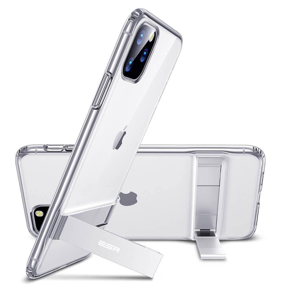 Силиконовый чехол ESR Air Shield Boost Clear для iPhone 11 Pro Max
