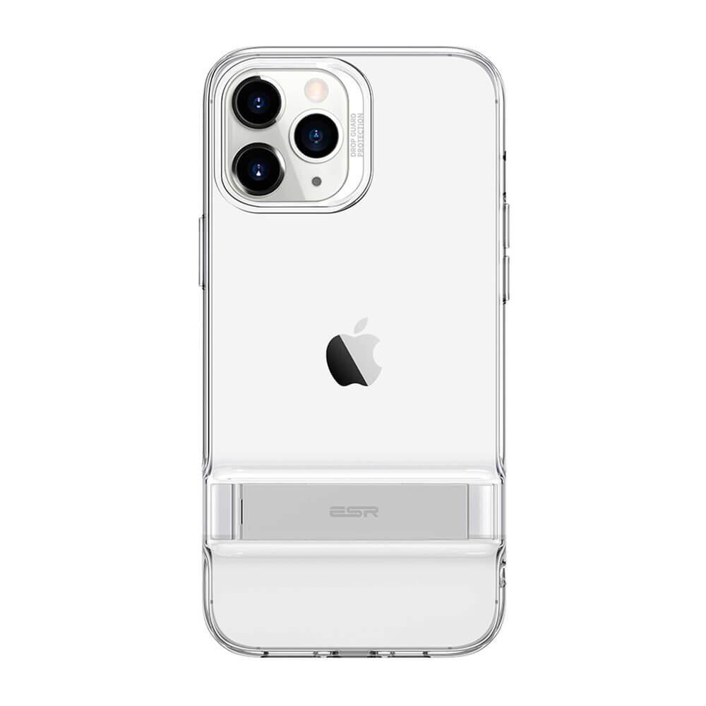Прозрачный силиконовый чехол ESR Air Shield Boost Сlear для iPhone 12 Pro Max