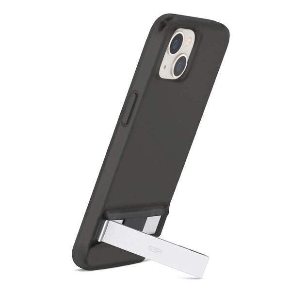 Черный силиконовый чехол ESR Air Shield Boost Black для iPhone 13