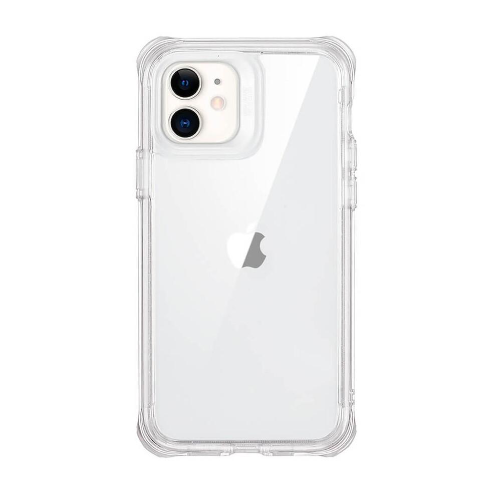 Противоударный чехол с защитным стекло (2 шт.) ESR Alliance Tough Clear для iPhone 12 mini