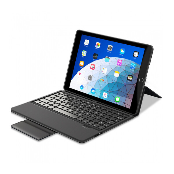 "Чехол-клавиатура ESR Bluetooth Keyboard Black для iPad 9.7"" ( 2017 | 2018) US"