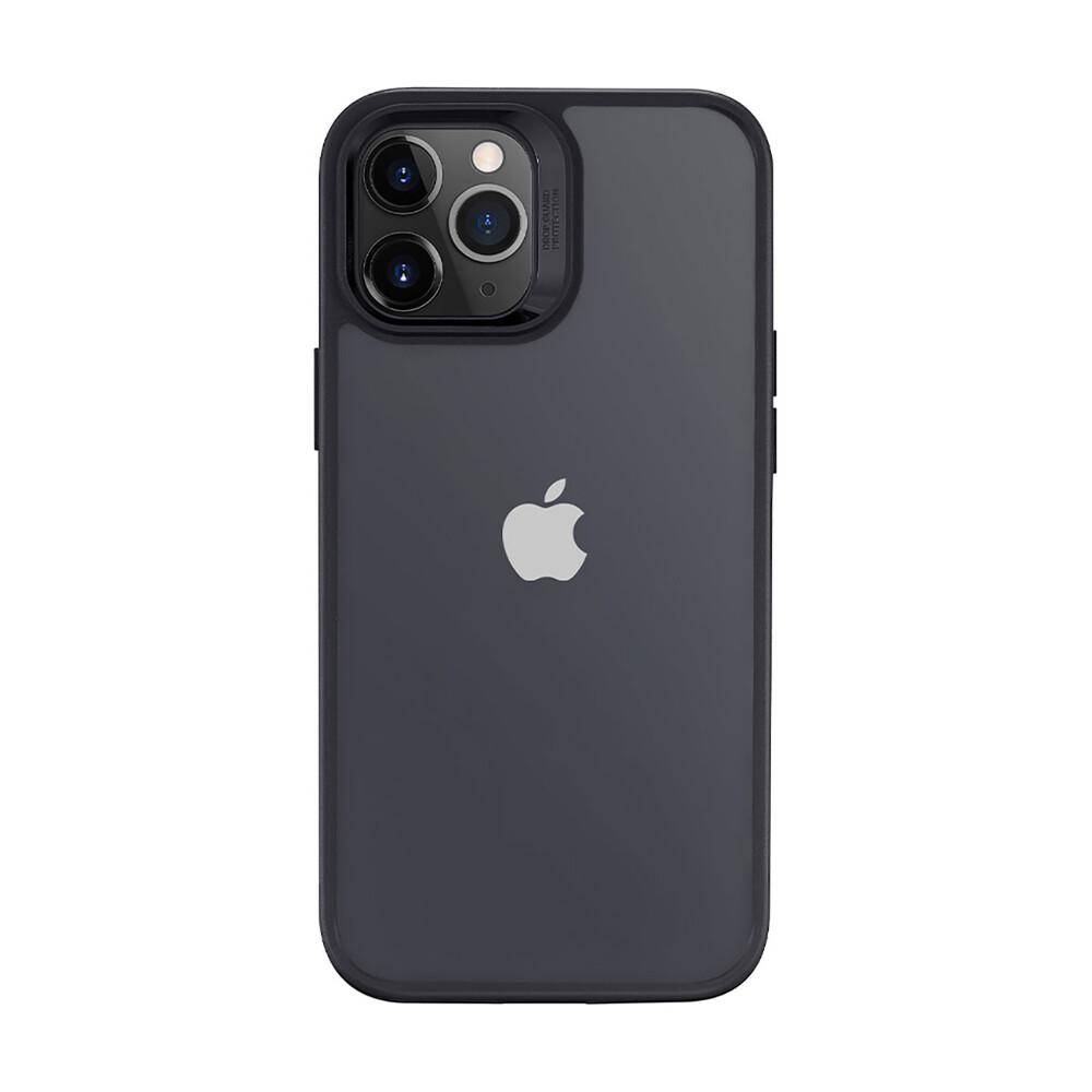 Прозрачный черный чехол ESR Classic Hybrid Shock Black для iPhone 12 | 12 Pro