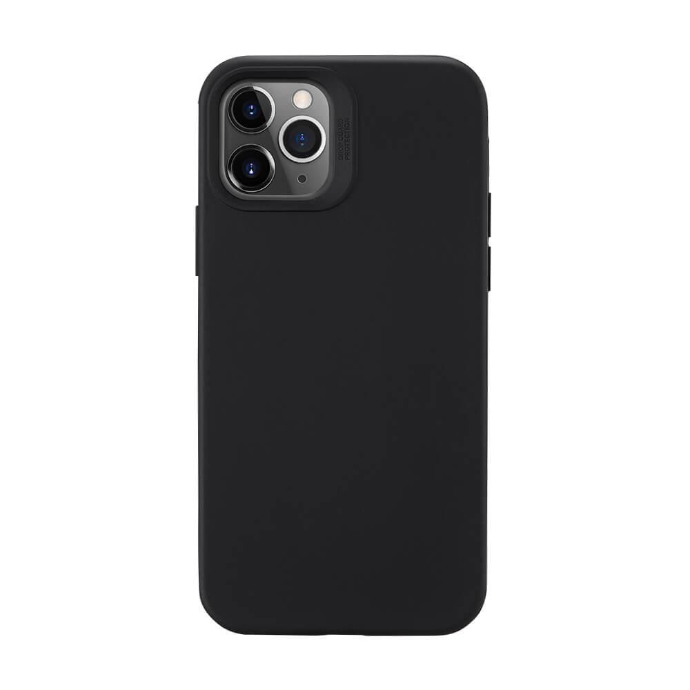 Купить Черный силиконовый чехол ESR Cloud Soft Black для iPhone 12   12 Pro