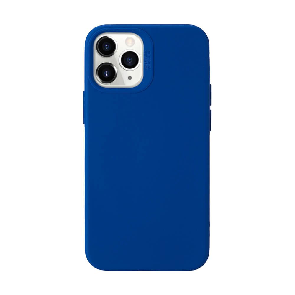 Силиконовый чехол ESR Cloud Soft Blue для iPhone 12 Pro Max