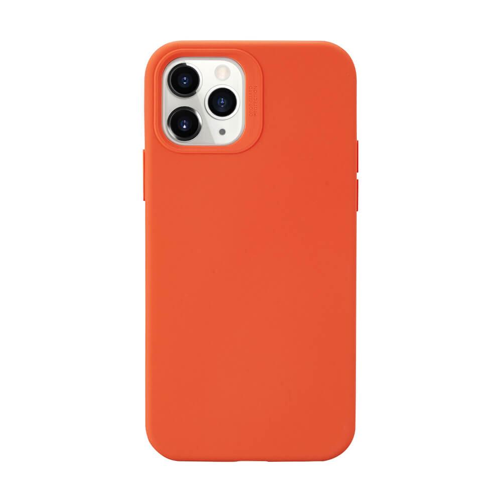 Силиконовый чехол ESR Cloud Soft Coral Orange для iPhone 12 | 12 Pro