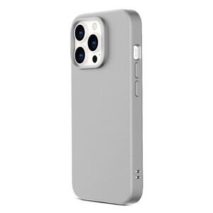 Купить Силиконовый чехол ESR Cloud Soft Series Liquid Silicone Case Cover Gray для iPhone 13 Pro Max
