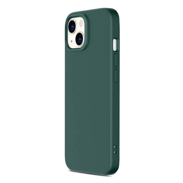 Силиконовый чехол ESR Cloud Soft Series Liquid Silicone Case Cover Pine Green для iPhone 13