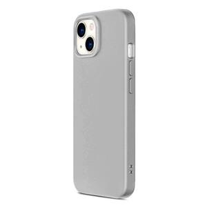 Купить Силиконовый чехол ESR Cloud Soft Series Liquid Silicone Case Cover Gray для iPhone 13