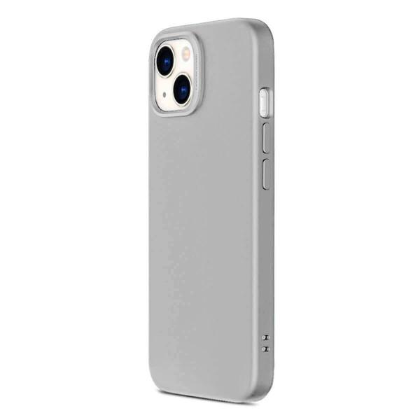 Силиконовый чехол ESR Cloud Soft Series Liquid Silicone Case Cover Gray для iPhone 13