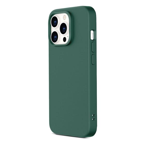 Силиконовый чехол ESR Cloud Soft Series Liquid Silicone Case Cover Pine Green для iPhone 13 Pro
