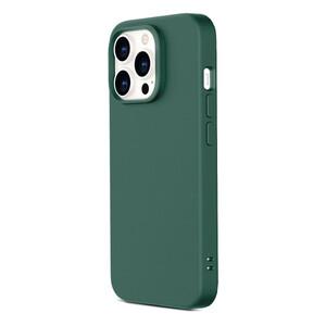 Купить Силиконовый чехол ESR Cloud Soft Series Liquid Silicone Case Cover Pine Green для iPhone 13 Pro Max