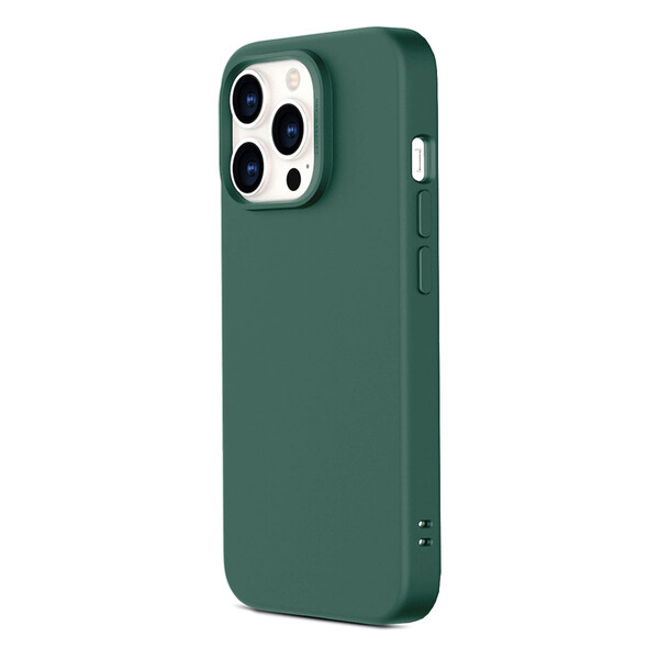 Силиконовый чехол ESR Cloud Soft Series Liquid Silicone Case Cover Pine Green для iPhone 13 Pro Max
