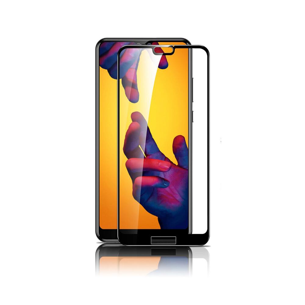 Защитное стекло ESR Coverage Film Black для Huawei P20 Lite (2 Pack)