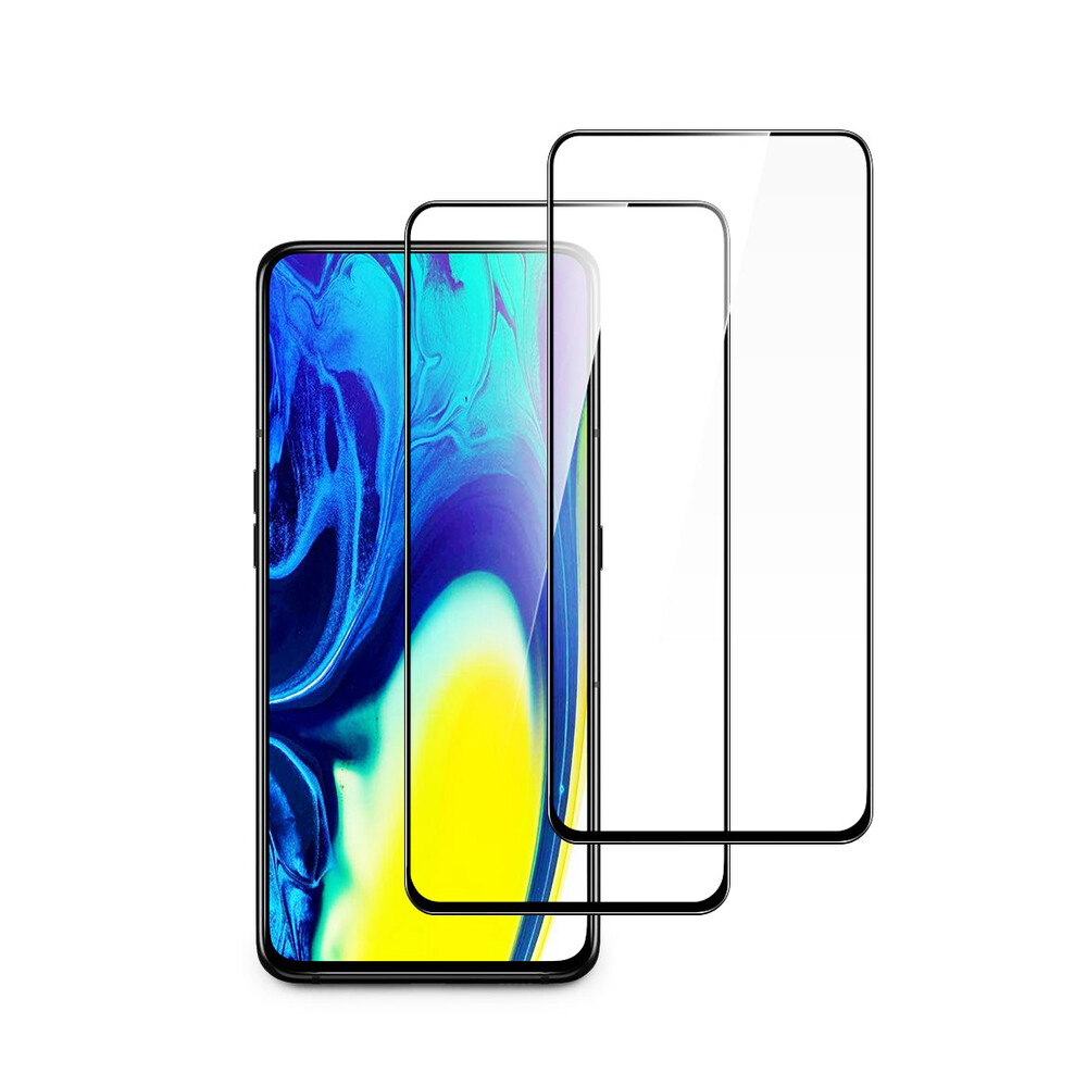 Защитное стекло ESR Coverage Film Black для Samsung Galaxy A80 (2 Pack)