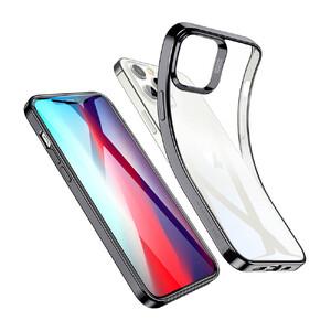 Купить Прозрачный чехол ESR Halo Clear Case Black для iPhone 12 | 12 Pro