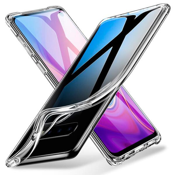 Прозрачный силиконовый чехол ESR Essential Guard Clear для Samsung Galaxy S10 Plus