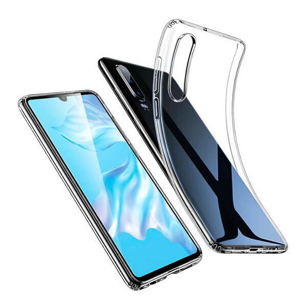 Прозрачный силиконовый чехол ESR Essential Zero Clear для Huawei P30