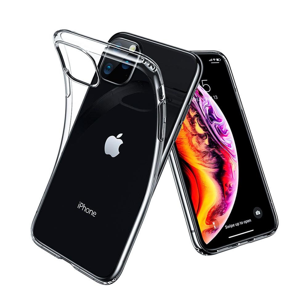 Силиконовый чехол ESR Essential Zero Clear для iPhone 11 Pro