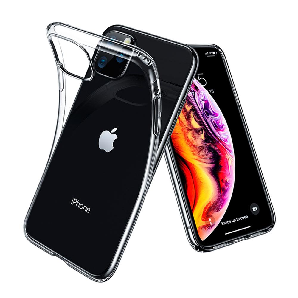 Купить Прозрачный силиконовый чехол ESR Essential Zero Clear для iPhone 11 Pro Max