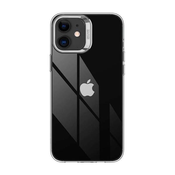 Прозрачный силиконовый чехол ESR Project Zero Clear для iPhone 12 | 12 Pro