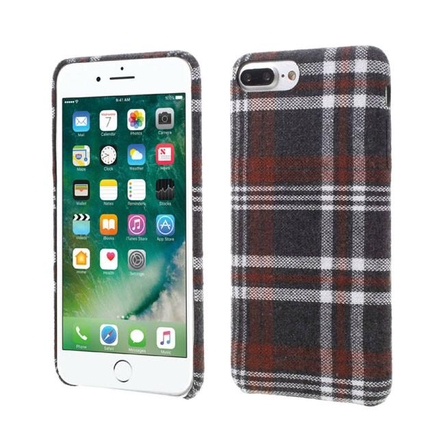 Тканевый чехол ESR Fabric Black для iPhone 7 Plus | 8 Plus