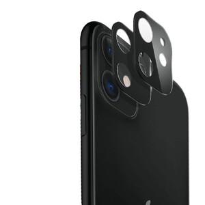Купить Черное защитное стекло для камеры iPhone 11 ESR Fullcover Camera Glass Film Black