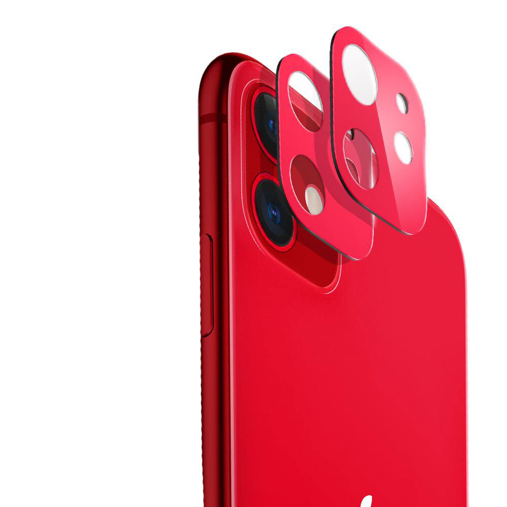 Защитное стекло на камеру ESR Fullcover Camera Glass Film (PRODUCT)RED для iPhone 11