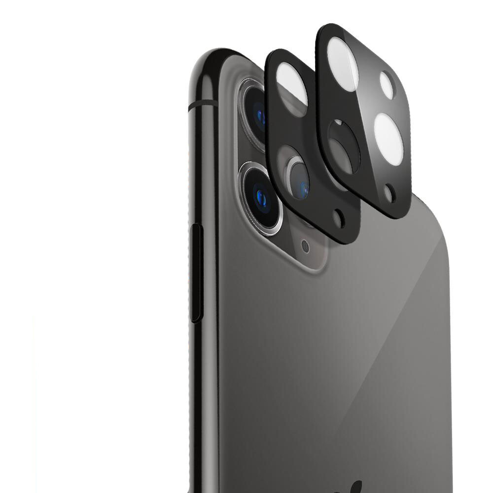 Защитное стекло на камеру ESR Fullcover Camera Space Gray для iPhone 11 Pro | 11 Pro Max