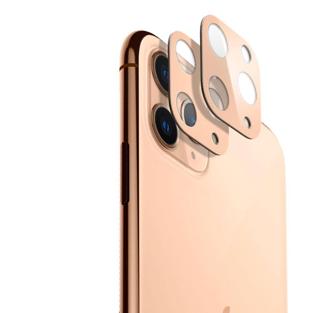 Защитное стекло на камеру ESR Fullcover Camera Gold для iPhone 11 Pro | 11 Pro Max