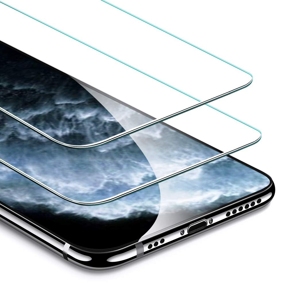 Защитное стекло ESR Glass Film Clear для iPhone X   XS