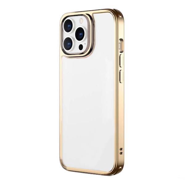 Силиконовый чехол-бампер ESR Halo Protective Case Gold для iPhone 13 Pro