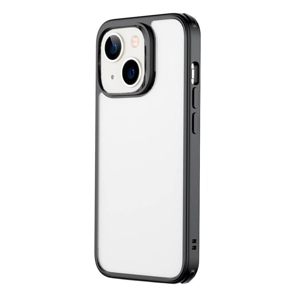 Черный силиконовый чехол-бампер ESR Halo Protective Case Black для iPhone 13