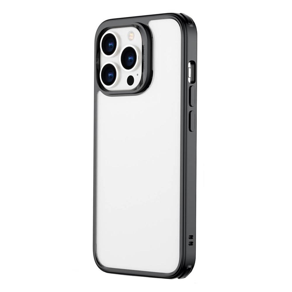 Черный силиконовый чехол-бампер ESR Halo Protective Case Black для iPhone 13 Pro Max