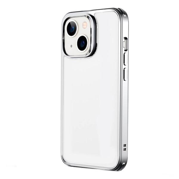 Силиконовый чехол-бампер ESR Halo Protective Case Silver для iPhone 13