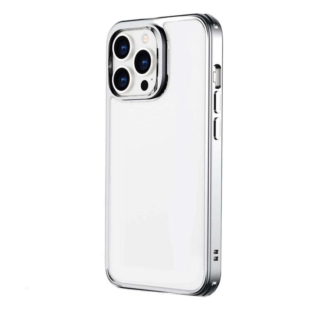 Силиконовый чехол-бампер ESR Halo Protective Case Silver для iPhone 13 Pro Max