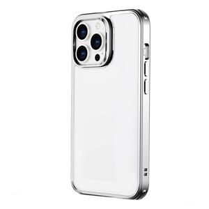 Купить Силиконовый чехол-бампер ESR Halo Protective Case Silver для iPhone 13 Pro Max