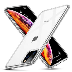 Купить Стеклянный чехол ESR Ice Shield Clear для iPhone 11 Pro Max