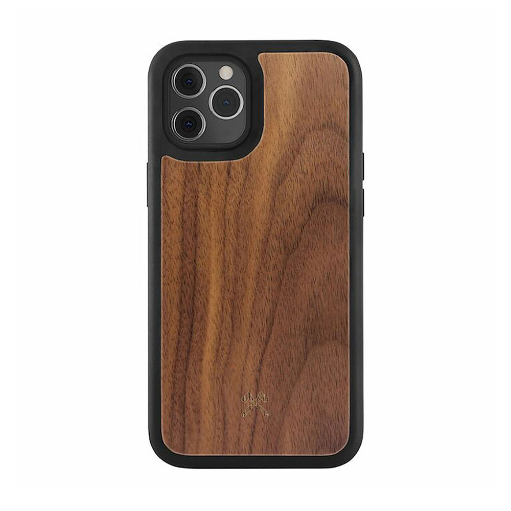 Деревянный чехол Woodcessories Wooden Bumper для iPhone 12   12 Pro