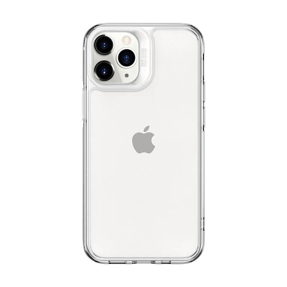 Стеклянный чехол ESR Ice Shield Clear для iPhone 12 Pro Max